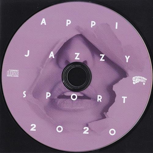 【CD】grooveman Spot - Appi Jazzy Sport 2020