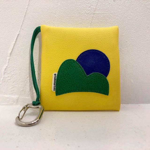 ジルソン・マルチンス NANO RIO 黄色・緑・青 ブラジルカラー