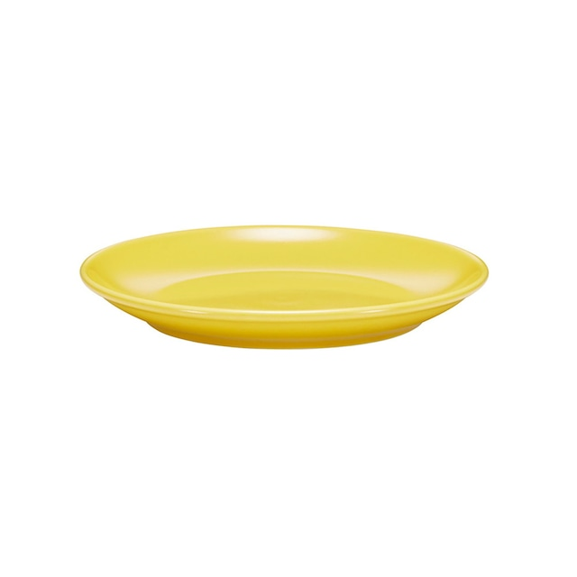 西海陶器 波佐見焼 「コモン」 プレート 皿 150mm イエロー 13204