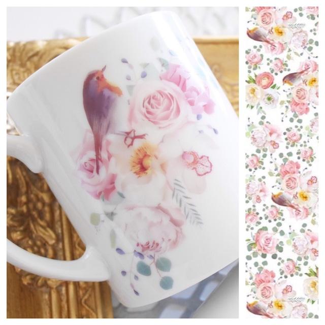 ♡再入荷♡ Flower&Bird【Primo】