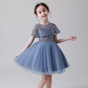 8489子供ドレス キッズドレス ベビードレス  女の子ドレス キッズフォーマルドレス ワンピース セレモニードレス 七五三 80cm-160cm