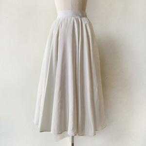 残り2点!Double Standard Clothing×akko3839 in panier ロングギャザースカート 0502200213