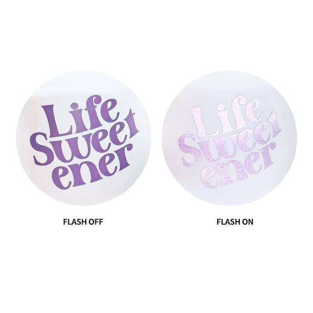 「LIFE SWEETENER」ミニバケツ
