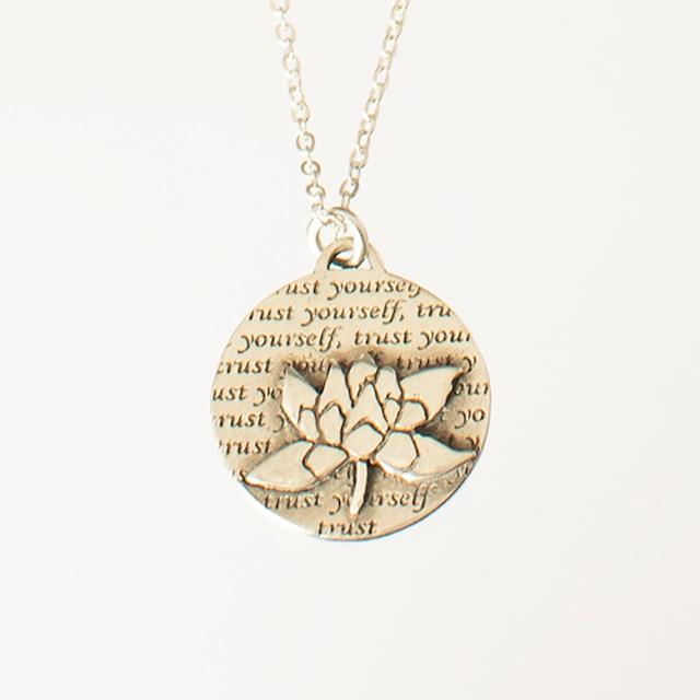 ネックレス ロータス09 Necklace Lotus09