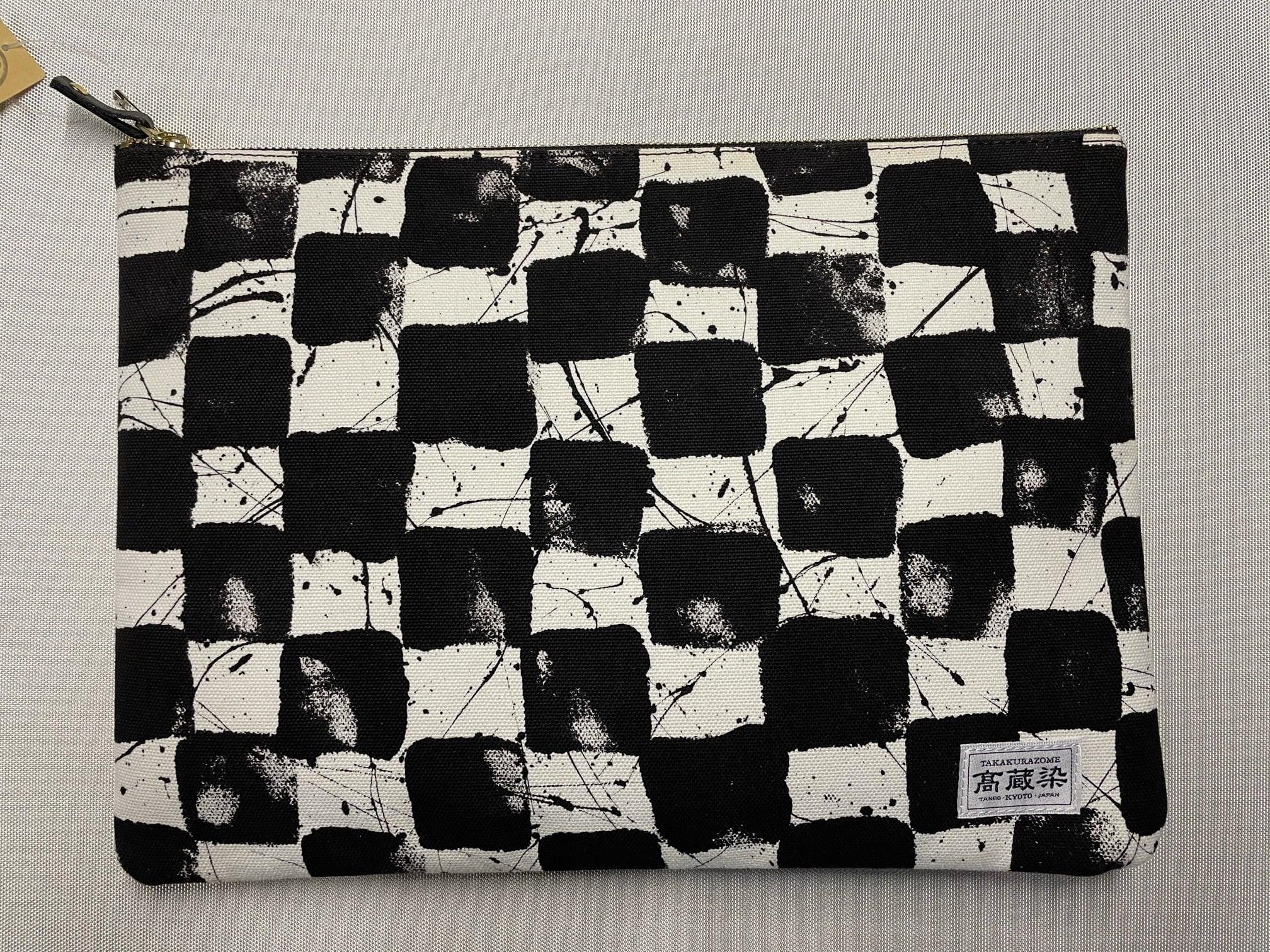 SHIBUKI ART Clutch Bag / ICHIMATSU