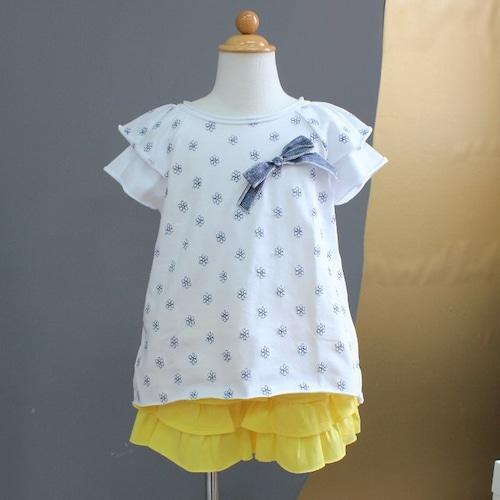 Kids Company Flower t-shirt  ( 4y,6Y )