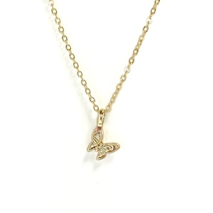Butterfly Necklace【GOLD】