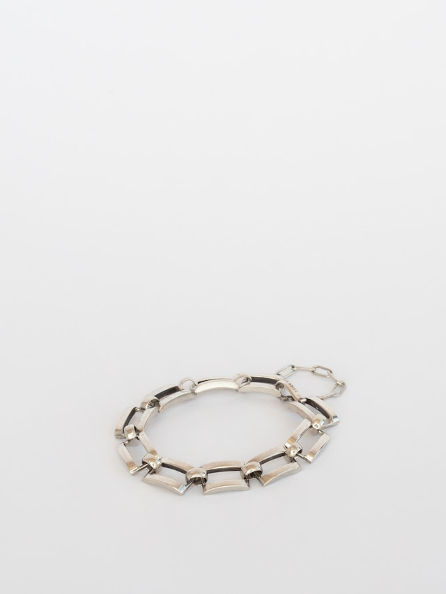 Square Plate Bracelet / Mexico