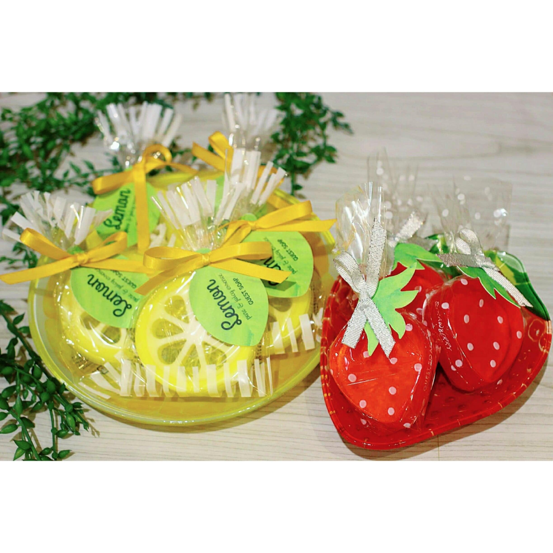 苺orレモンの固形ハンドソープ/石鹸/浜松雑貨屋 C0pernicus