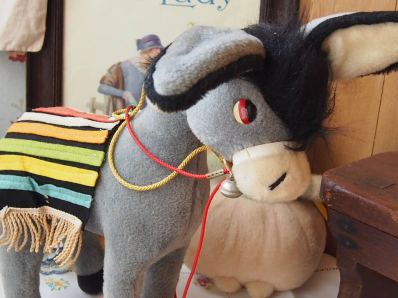 イギリスアンティーク Pablo Donkey(メリーソート)