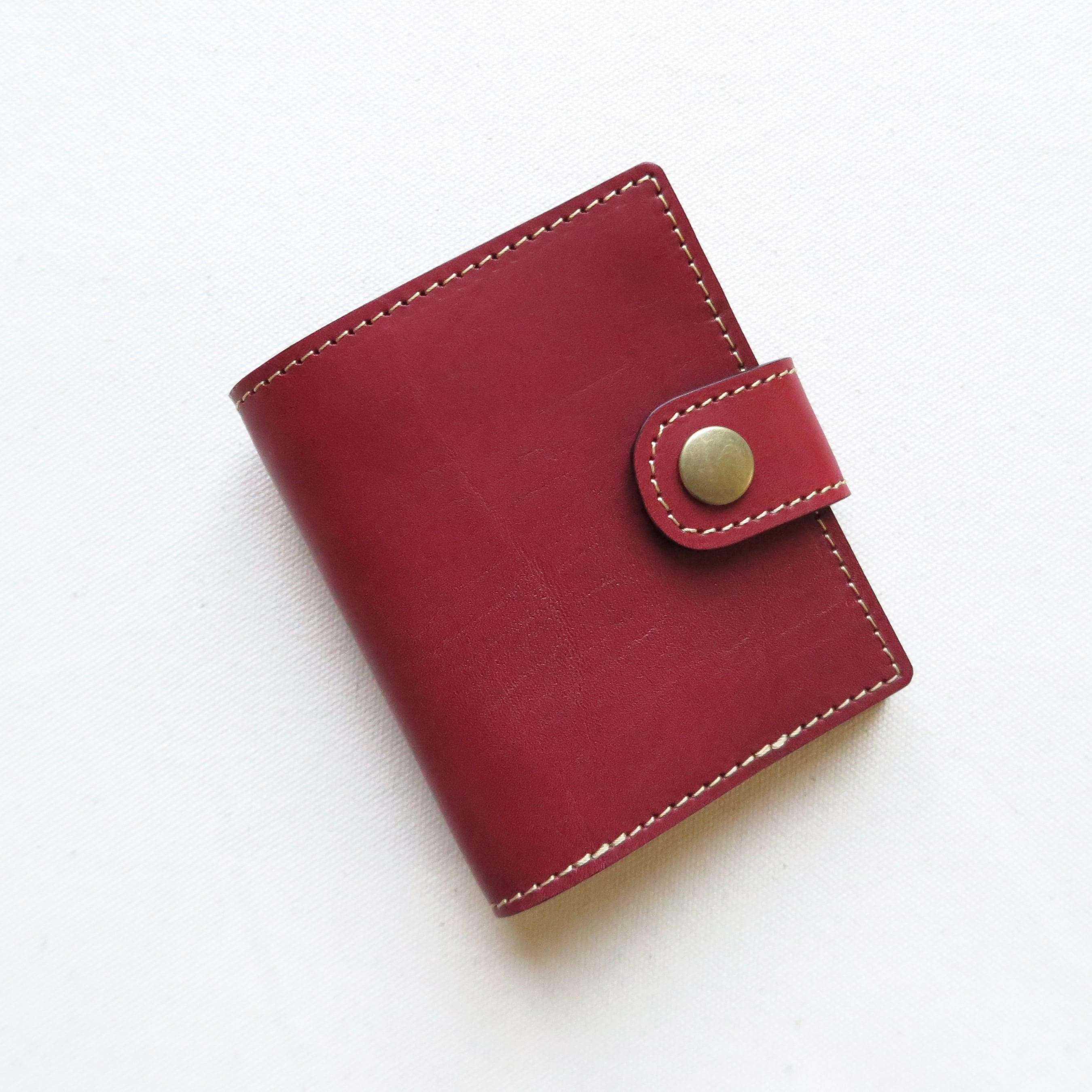 Minimal wallet RED