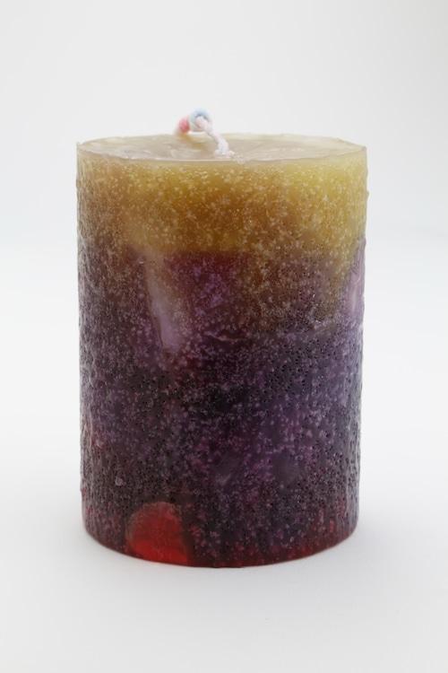 No.82 Candle Cylinder 76 1800  キャンドル
