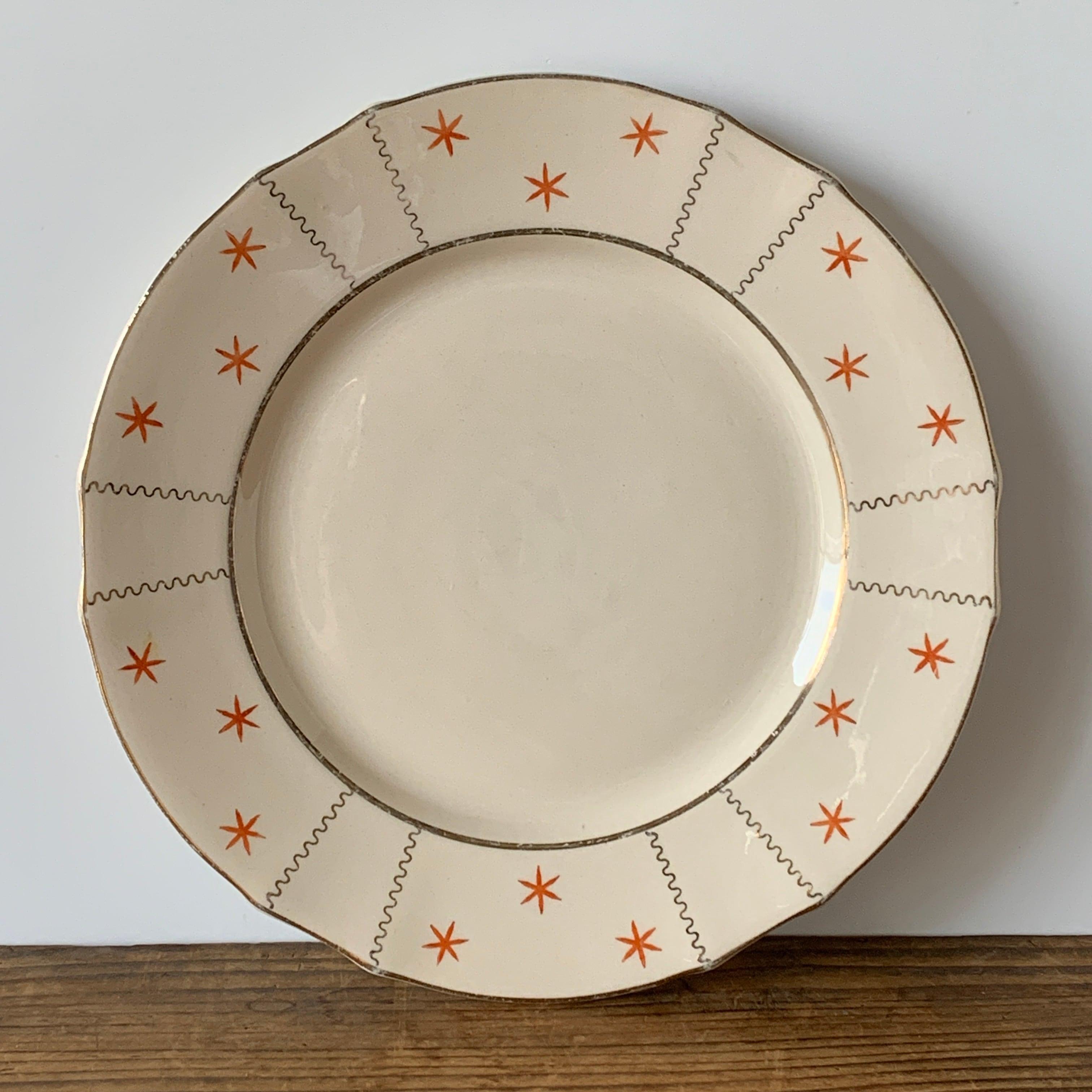 ARABIA / VIKTORIA Dinner Plate  D