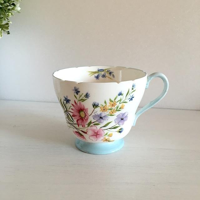 Antique ティーカップ/Shelley