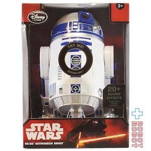 ディズニーストア スター・ウォーズ R2-D2 トーキング フィギュア