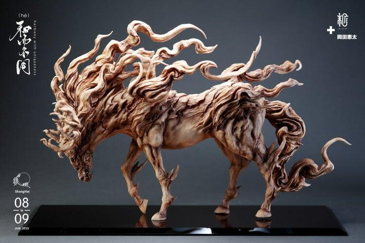 Wood Kirin 岡田恵太