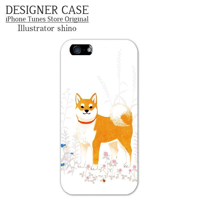 iPhone6 Plus Hard Case[shibaken] Illustrator:shino