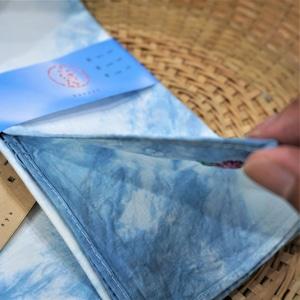 藍染こば屋 / 藍染のハンカチ