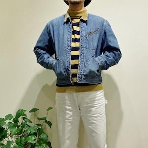 1970s Lee 191LJ Denim Work Jacket / 70年代 リー デニム ワークジャケット