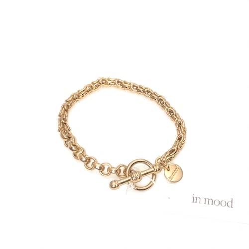in mood MADERIRA CHAIN bracelet GD