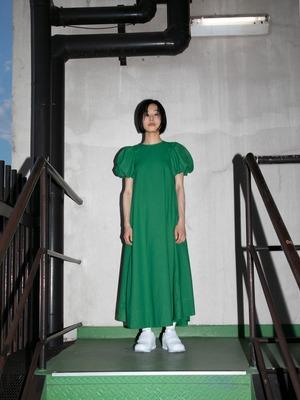 【New】ADITI DRESS - PALM TREE