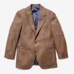 Houndstooth Sack Jacket