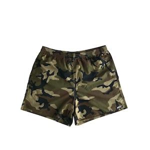 Mountain / active nyron shorts / アクティブ ナイロンショーツ  / CAMO