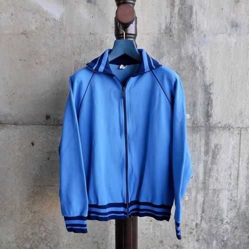 青いトラックジャケット-5