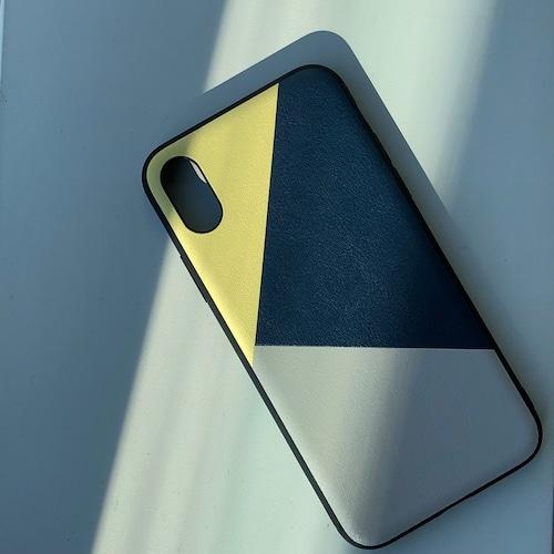 VÄNERN   3色革調・黄色