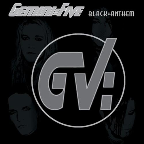 "GEMINI FIVE ""Black:Anthem""日本盤"