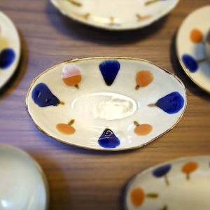 ふわり 楕円鉢