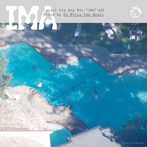 【CD】DJ Mitsu the Beats - Ima#25
