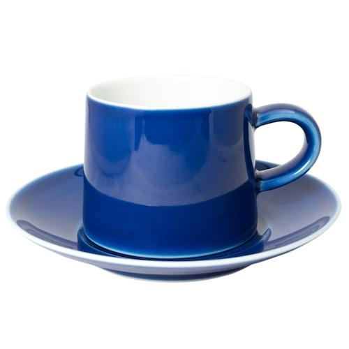 M型 カップ&ソーサー ブルー