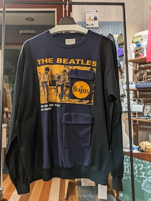 Remake BAND L/S TEE Beatles [CH1018]