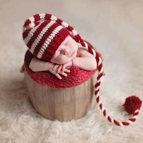 クリスマスニット帽