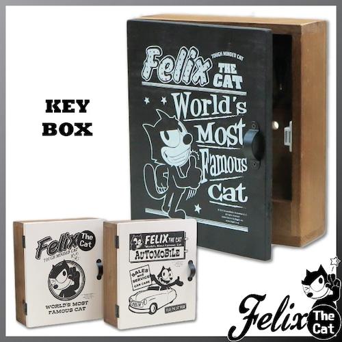 [FELIX]フィリックス ウッデンキーボックス / 木製壁掛けキーボックス