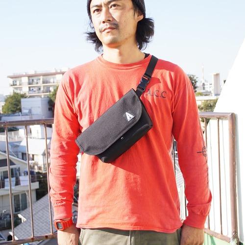 A Messenger Bag Classic Mini(Black)