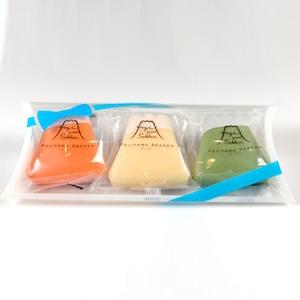フジヤマ石鹸 3個セット
