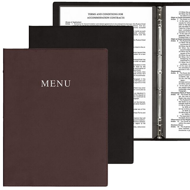 インフォメーションブック スリムB-LKM