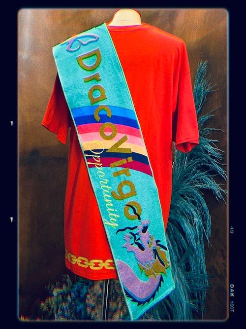 Rainbow Butterfly Towel