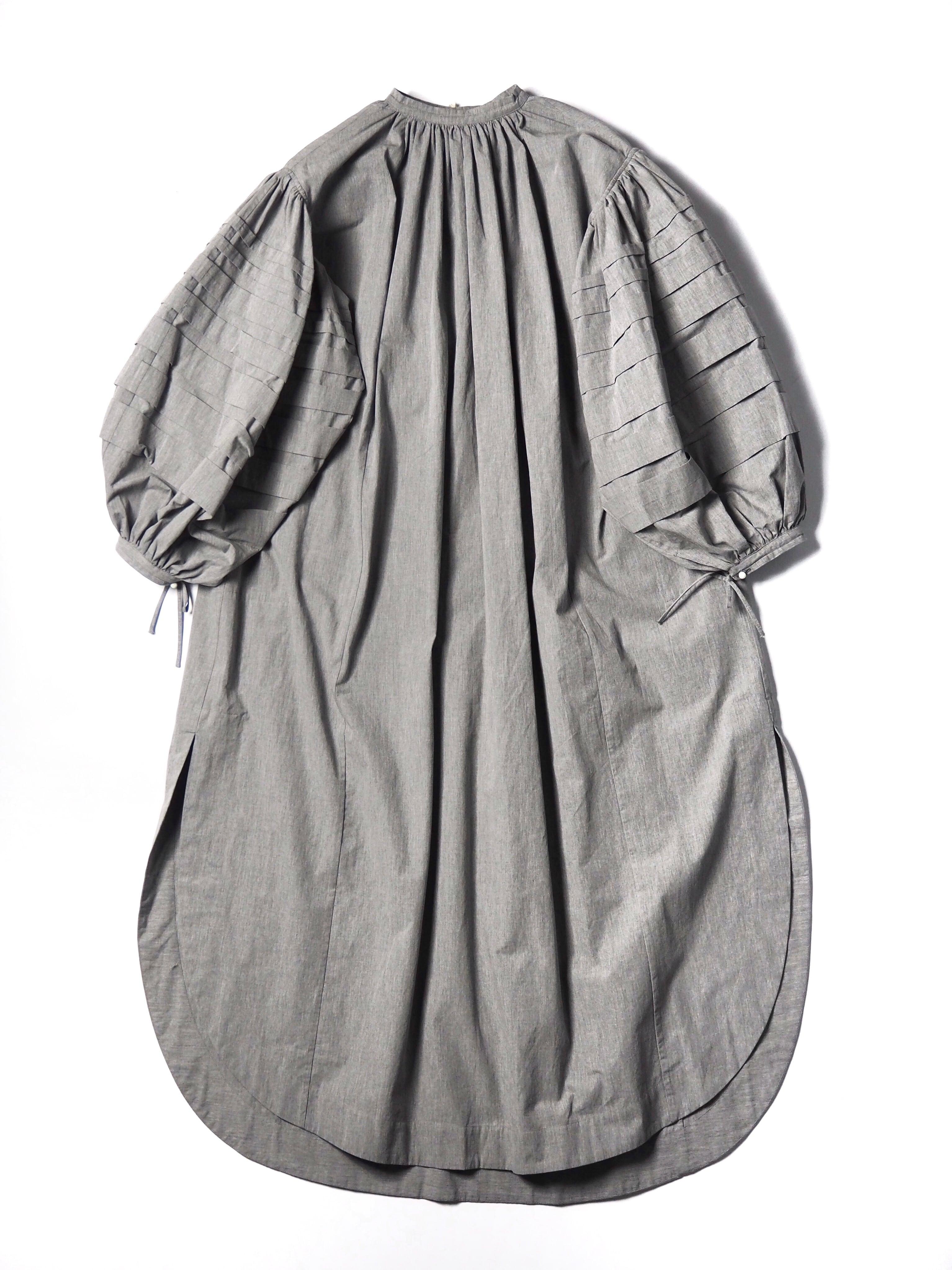 【WRYHT】CHO-CHIN SLEEVE FOLK DRESS