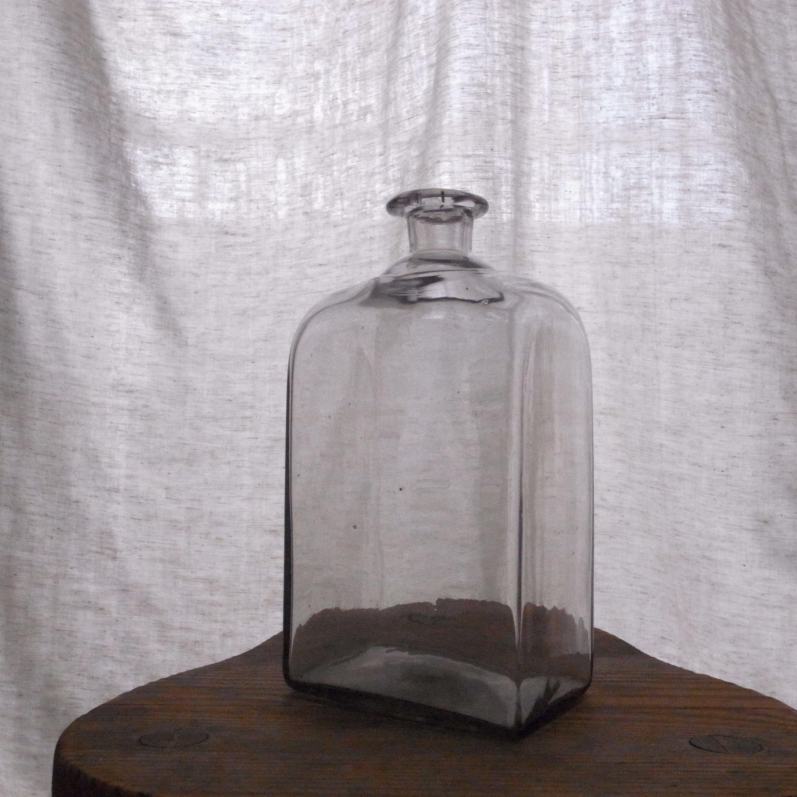 スナップスボトル スウェーデン 19世紀