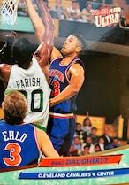 NBAカード 92-93FLEER Brad Daugherty #35 CAVALIERS