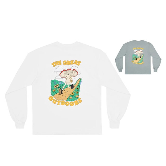 ONLY NY|Great Outdoors L/S T-Shirt