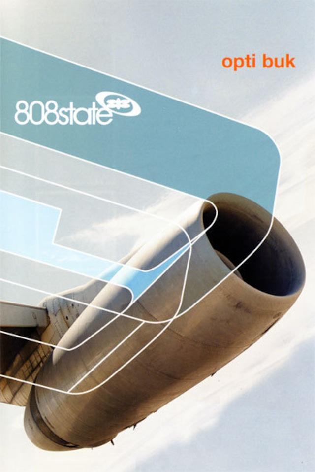【アウトレット】808State『opti buk』(DVD+CD:輸入盤) - メイン画像