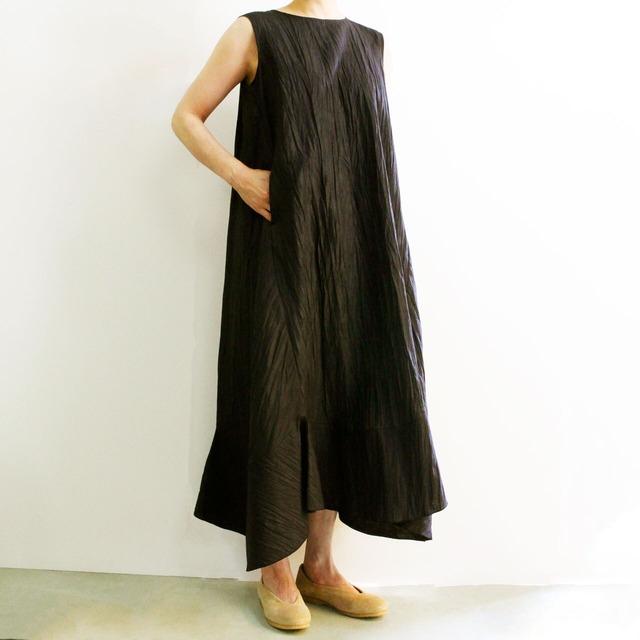 LUV OUR DAYS ラブアワデイズ    LV-OP1112 リネンワッシャー COOL DRESS クールドレス