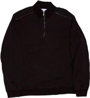 カルバン・クライン ジップハイネック カットソー 【XL】   Calvin Klein ヴィンテージ 古着