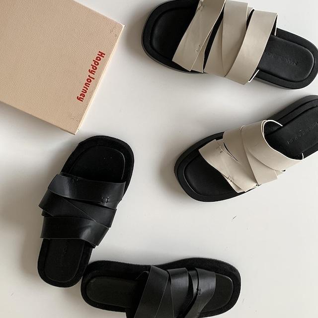 Bandage sandals(バンデッジサンダル)b-347