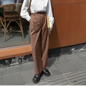 Drape casual pants(ドレープカジュアルパンツ)a-830