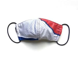 【デザイナーズマスク 吸水速乾COOLMAX使用 日本製】SPORTS MIX MASK CTMR 0908158